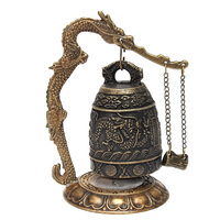 Excellent Tibet Dragon Buddha Bell Decoration Wind Chimes