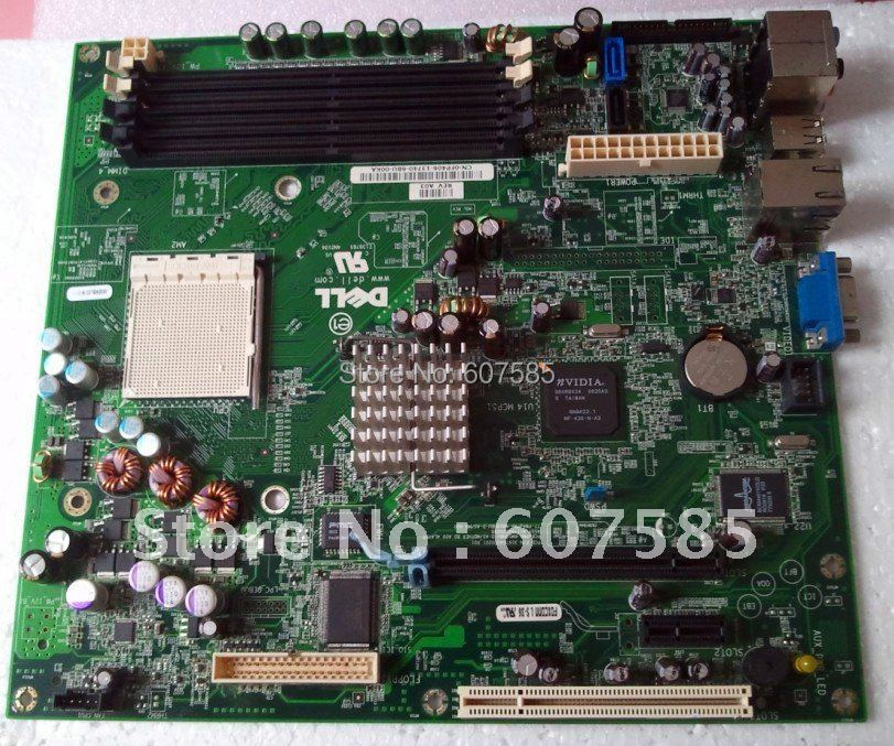 For Dell Dimension Series C521 FP406 Motherboard Mainboard 100% Tested 35 days warranty(China (Mainland))