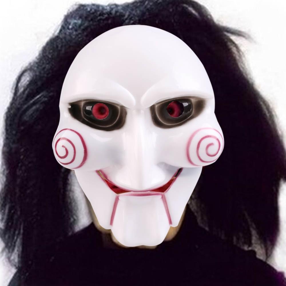 Aliexpress.com : Buy One Halloween Mask Saw chainsaw killer theme ...