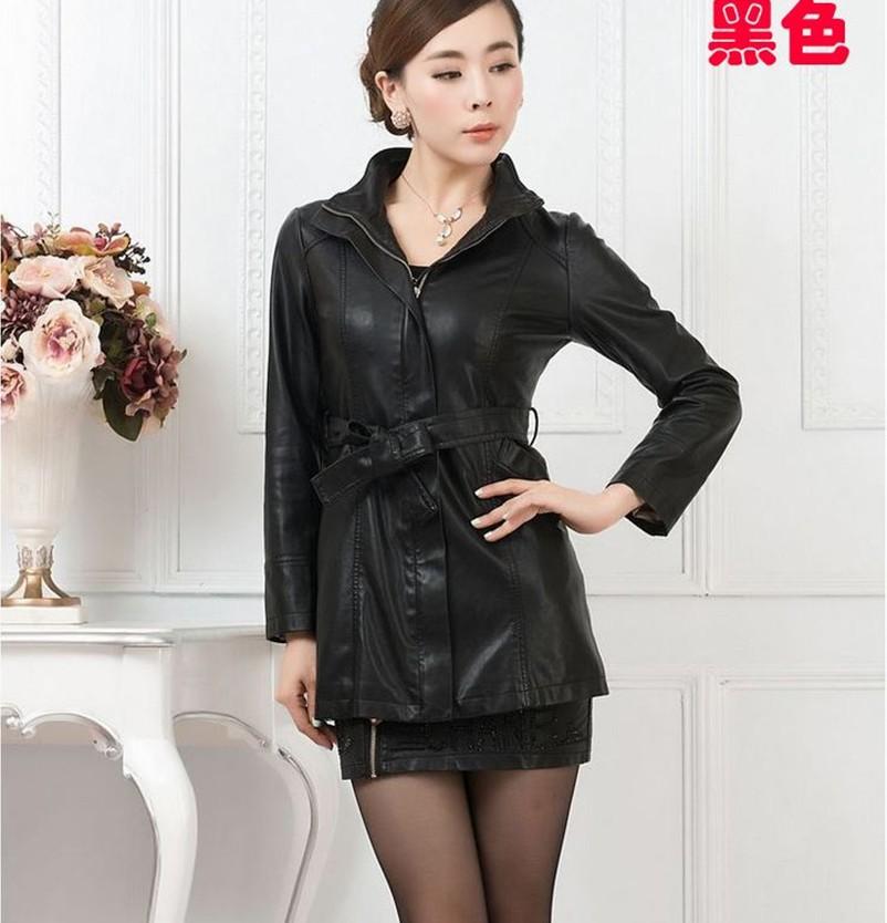 Женская одежда из кожи и замши M L XL 2XL 3XL 4XL l 4xl h52