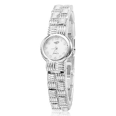 2014 New Arrival Women Luxury Silver Stainless Steel Bracelet Watch Ladies Quartz Watches, dropshipping<br><br>Aliexpress