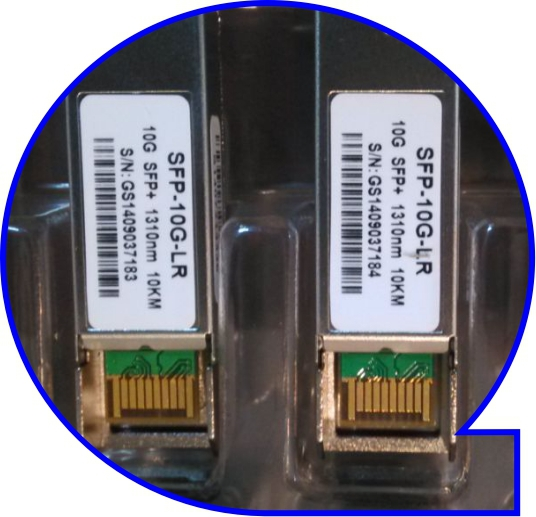 10 Gigabit Ethernet 1310nm Wavelength Single mode Dual LC 10km Distance SFP+ Transceiver Module - Femrice (China store Technology Co., Ltd)