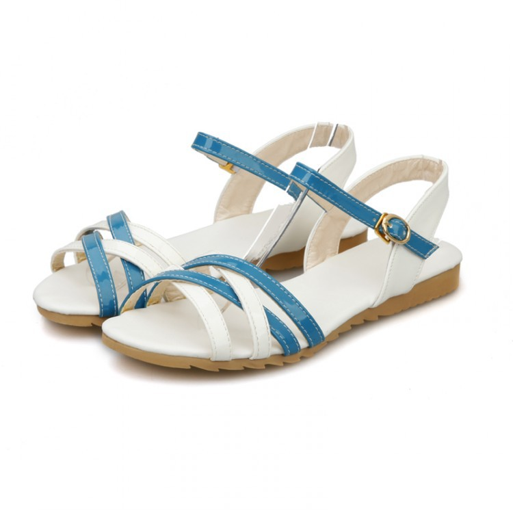Big Plus Size shoes women sandals 2015 platform sandals sapato feminino summer style summer shoes chaussure femme free shipping<br><br>Aliexpress