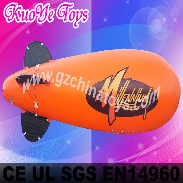 inflatable blimp balloons +free shipping(China (Mainland))