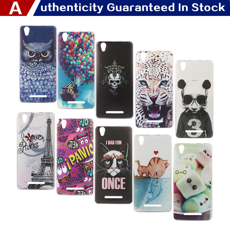 Hot Sale In Stock Colorful Cartoon Image Case For Blackview A8 Silicon Case Back Cover Skin Shell For Blackview A8 Free Shiping(China (Mainland))