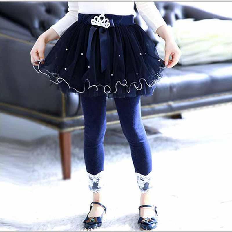 New-2015-toddler-girls-legging-kids-Skirt-pants-Cake-skirt-baby-girl-winter-warm-leggings ...
