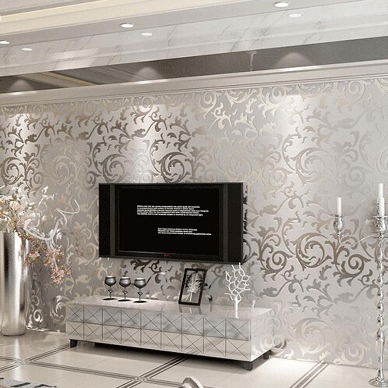 3d European  living room wallpaper ,bedroom sofa tv backgroumd of wall paper roll,papel de parede listrado(China (Mainland))