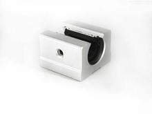 for 3d printer part SBR20UU SBR20 Linear Bearing 20mm Open Linear Bearing Slide block 20mm CNC