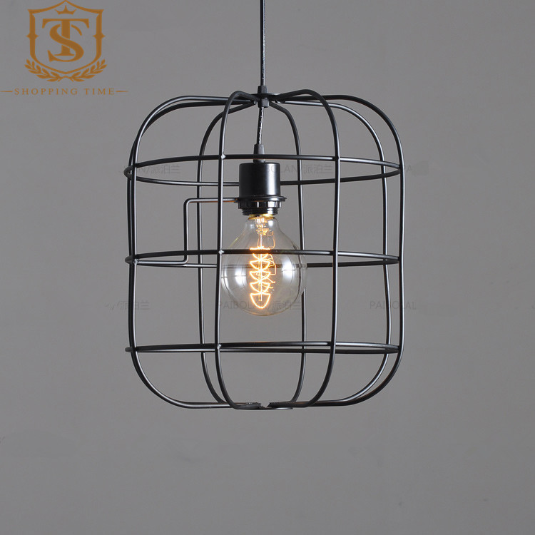 School Park Portland American country retro cafe bar hanging lighting retro personality and creative lighting P027<br><br>Aliexpress