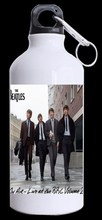 Printing British most popular Band The Beatles promotional cup outdoor aluminum water cup easy carry sports bottle customize(China (Mainland))