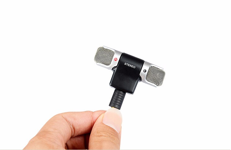 External Wireless Microphone Professional for DJI Osmo 3-Axis Gimbal Handheld 4K Camera Phantom Accessories for DJI