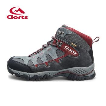 Clorts уличной обуви мужчины женщины походные ботинки водонепроницаемый спорт альпинистские ботинки HKM-823A/B/C/E/F