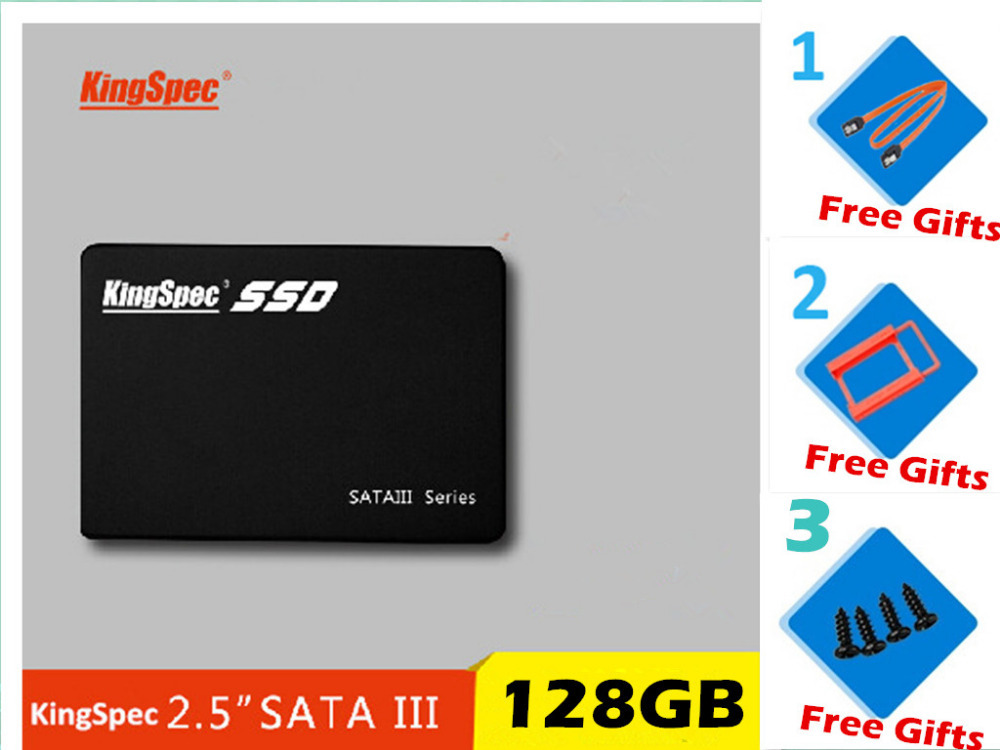 """ACSC4M128S25 with 3 Gifts 2.5 """"to 3.5"""" bracket for desktop use SATA3 SSD 128GB 2.5 inch 7 mm internal SSD Solid State Drive(China (Mainland))"""