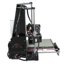 Upgrade M505 Full Acrylic Reprap Prusa i3 LCD 3d printer DIY Kit printer 3d metal printer
