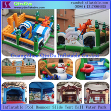 Sport Obstacle Course, Inflatable Obstacle Sports Game High Quality Giant Kid Toy Jummping Inflatable Bouncer for Sale (China (Mainland))
