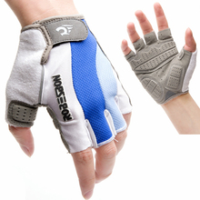 2016 Specialized Breathable ciclismo Cycling Gloves White luva bicicleta Bicycle Gloves Half Finger Mountain Bike MTB guantes