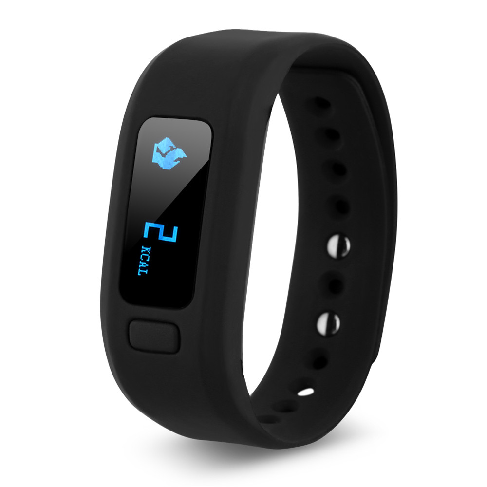 Excelvan Moving Up 2 Bluetooth Smart Wristband Fitness Tracker Smart Wrist Band Outdoor Sports Band Better than W2 W5 TW64(China (Mainland))