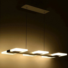 new arrival modern fashion led indoor lighting lustres chandelier fixture pendant lamp lights for dining room(China (Mainland))