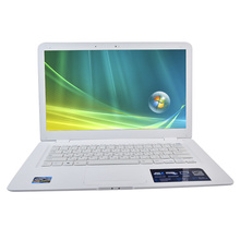 14 inch Laptop Notebook Computer with Windows 7/8 4GB RAM 500GB WIFI HDMI Webcam Laptops Portable PC China with Free Shipping (Hong Kong)