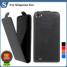 Buy Factory price, Top new style flip PU leather case open Kingzone S10, gift for $3.97 in AliExpress store