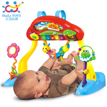 0-3 Years Baby Play Mat Deluxe Music Activity Gym and Crib Soother, Musical Melodius, Light, Keyboard and Much More Baby Toy New(China (Mainland))