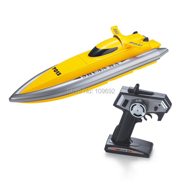 Free shipping Hot sale Radio Remote Control RC Racing Speed Electric Toys Model Ship Children Gift Oversized Boats Ship DH7013(China (Mainland))