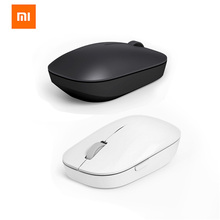 Buy 2017 Original Xiaomi Wireless Mouse 2.4Ghz 1200dpi Portable Mouse Optical Macbook Windows 8 Win10 Laptop Computer Office for $14.99 in AliExpress store