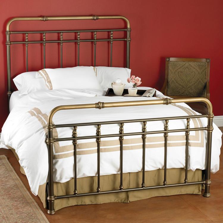 Wrought Iron Beds Retro To Do The Old European Style