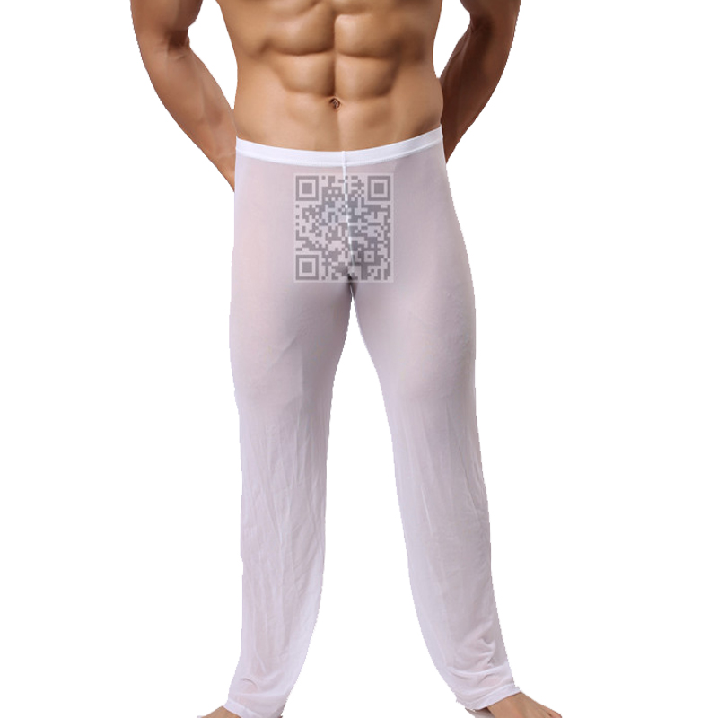 New Arrival Brand Sexy Men's Lounge Pants Sexy Male Pajamas Pants Sleepwear Sleep Wear For Men(China (Mainland))