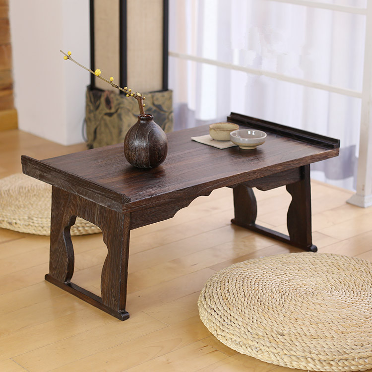 Buy japanese antique tea table folding for Japanese furniture