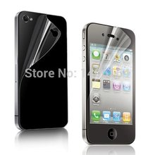 LCD Screen Protector Cover Sided protective Film for Apple iPhone 5 5s
