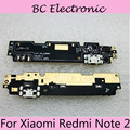 2PCS/LOT 100% New Parts for Xiaomi Redmi Note2 Note 2 Prime USB Dock Charging Port Mic Microphone Module Board Replacement