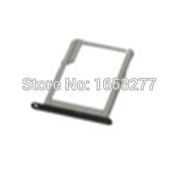 10 pieces/lot OEM MicroSD / SIM2 Card Tray Holder for Samsung Galaxy A7 SM-A700F - Black/gold(China (Mainland))