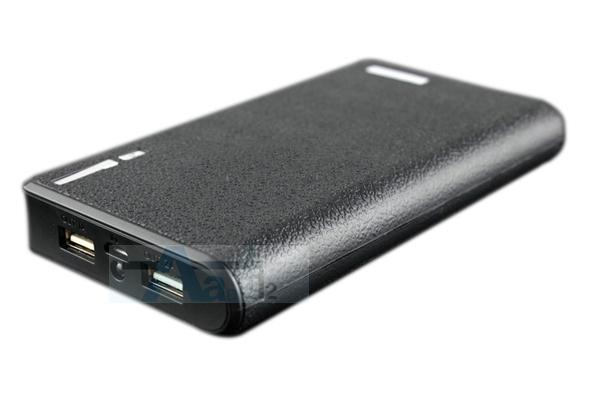 Black New Mobile Power Bank 50000mAh powerbank portable charger external Battery 50000 mAH mobile phone charger Backup powers(China (Mainland))