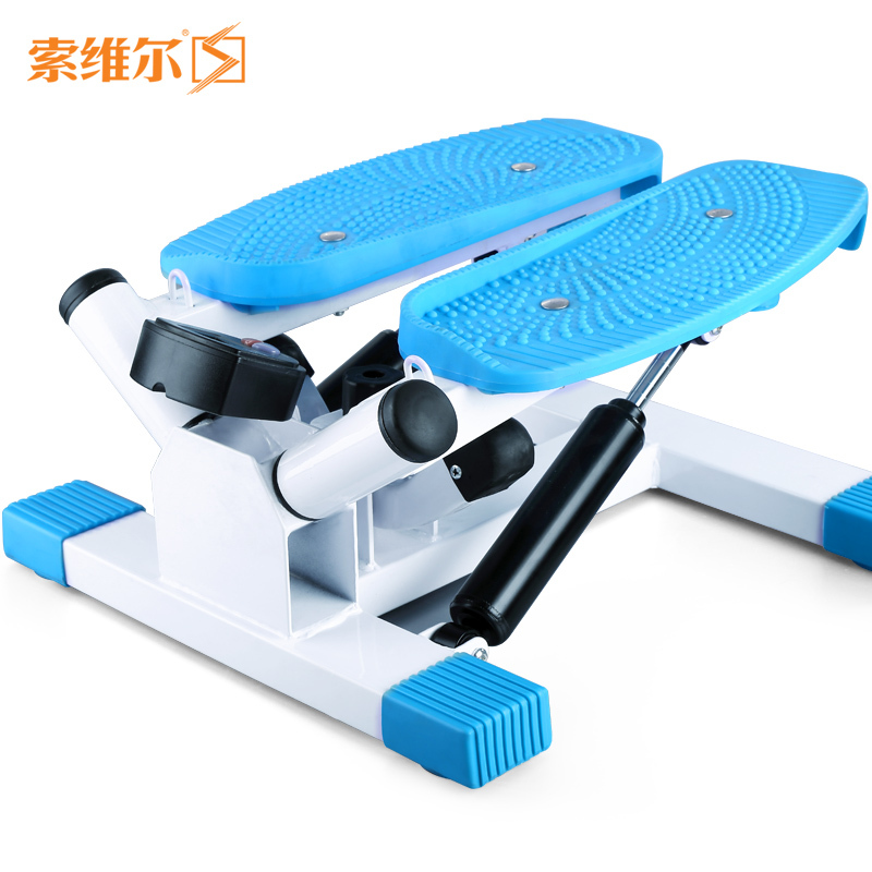 Sowell Silent Mini Stepper home authentic climbing machine foot pedal machine weight loss exercise fitness equipment(China (Mainland))