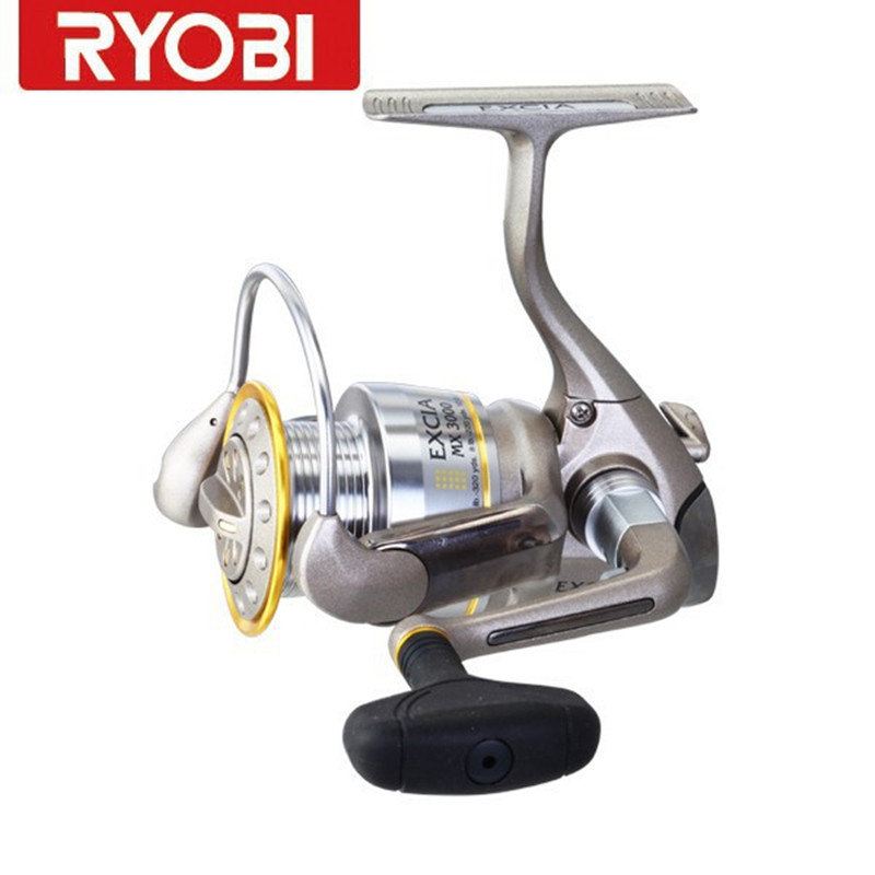 Original 100 spinning fishing reels ryobi excia fishing for Discount fishing reels