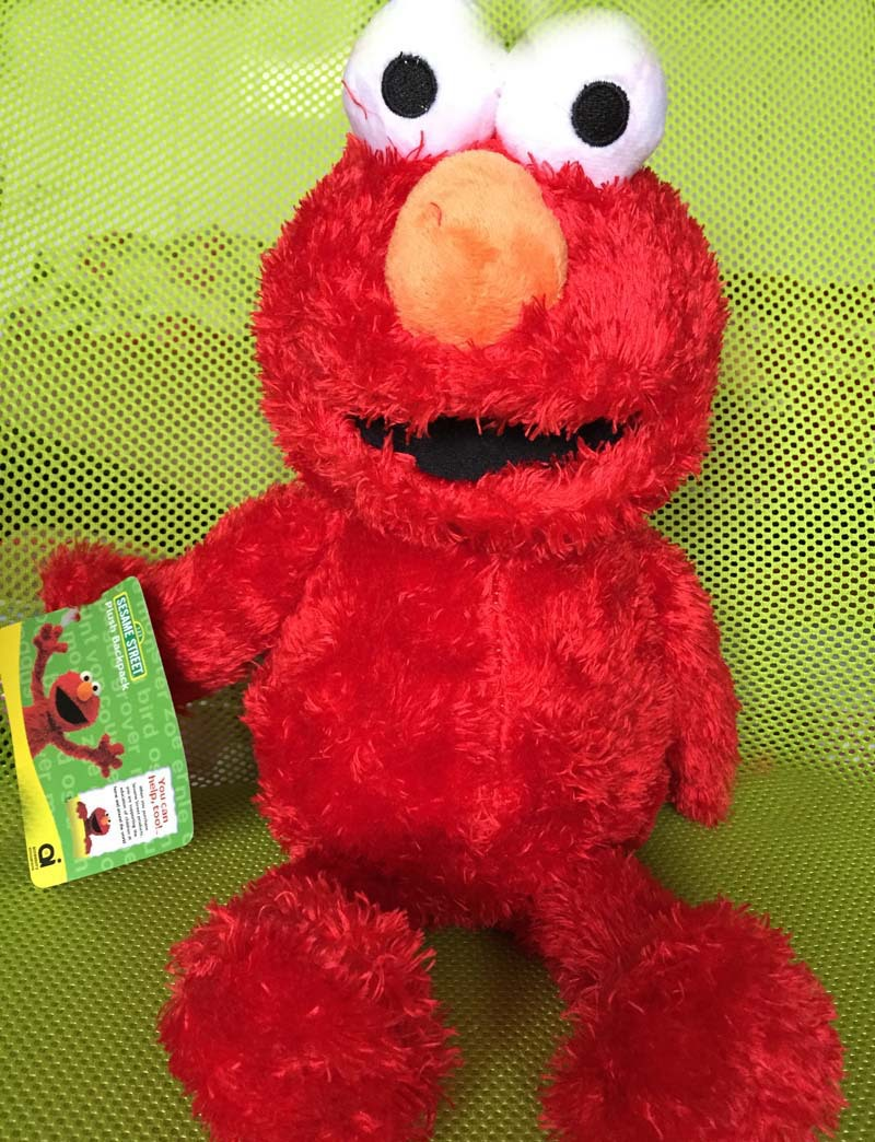 40CM Cartoon Sesame Street Elmo Plush Toys Soft Stuffed Dolls Children Gifts(China (Mainland))