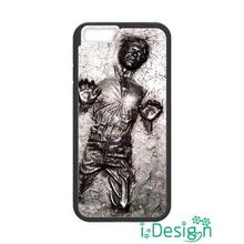 Fit for Samsung Galaxy mini S3/4/5/6/7 edge plus+ Note2/3/4/5 back skins cellphone case cover Star Wars Han Solo