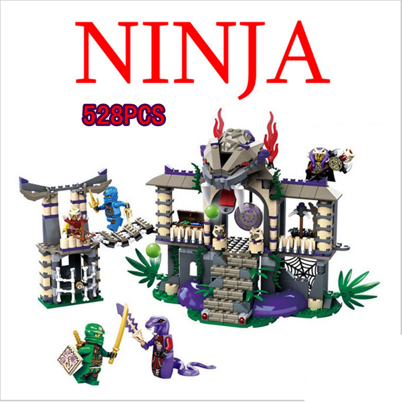 Ninjago Marvel Building Blocks Phantom Ninja Action 10324 Magformers Toys Ninjagoed Minifigures Brick Model Legoe Compatible  -  Carmen Shops store