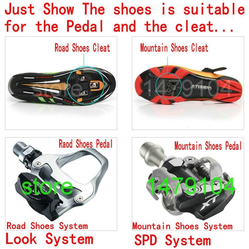 Tiebao Cycling Shoes Men's Professional Cycling Shoes Self-locking
