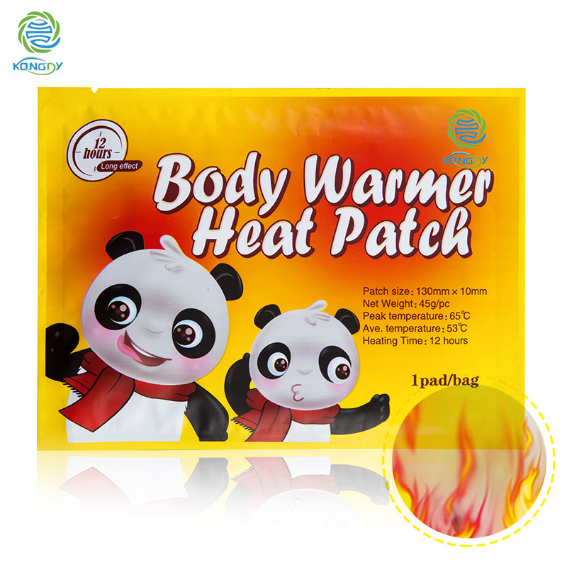 5 Pieces/Lot Pain Relieving Patch 10X13cm Women Pain Relief Patch Long Heating Air Activated Arthritis Heat Pad(China (Mainland))