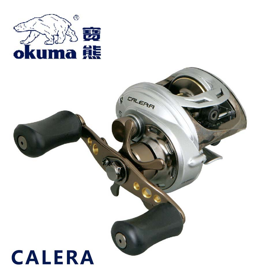Buy okuma brand calera c5 266w right hand for Fishing reel brands