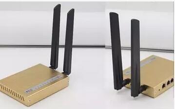 2 pcs lot free shipping 2.4G 5.8G 5G 18dbi WIFI router sma needle antenna(China (Mainland))