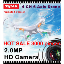 RC Drone With 2.0MP HD Camera SYMA X5C-1 (X5C Upgraded Version) 2.4G 4CH 6-Axis RC Helicopter Quadcopter Ar.Drone(China (Mainland))