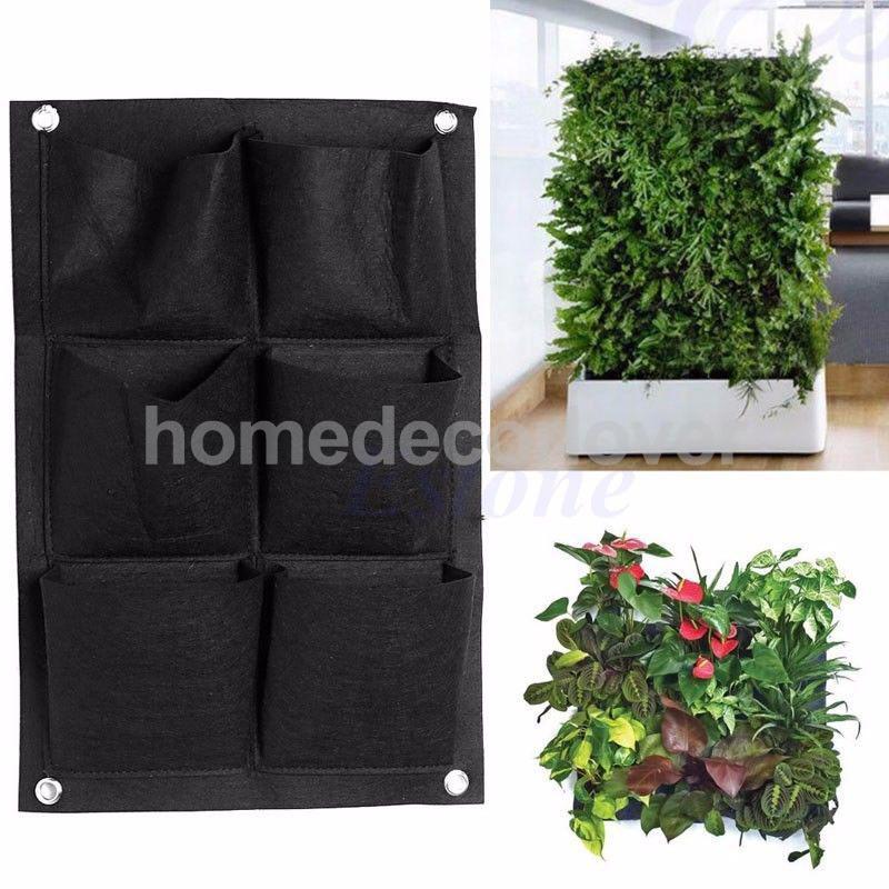 Moderne en plein air planteurs promotion achetez des for Pockets jardin vertical