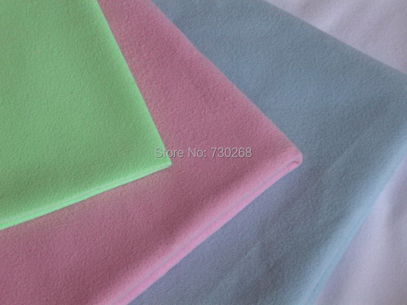 freeshipping 4 PCS 40x40cm Microfiber Suede towels Microfibre Glass Cleaning Cloth Optical Towel Screen towel Window Cleaning(China (Mainland))