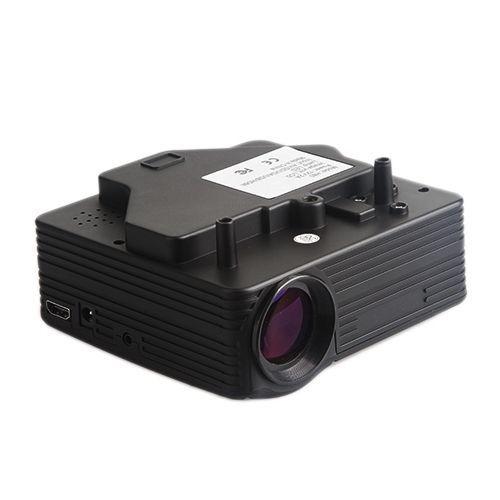 Home Cinema Theater Multimedia LED LCD Projector HD 1080P PC AV TV VGA USB HDMI