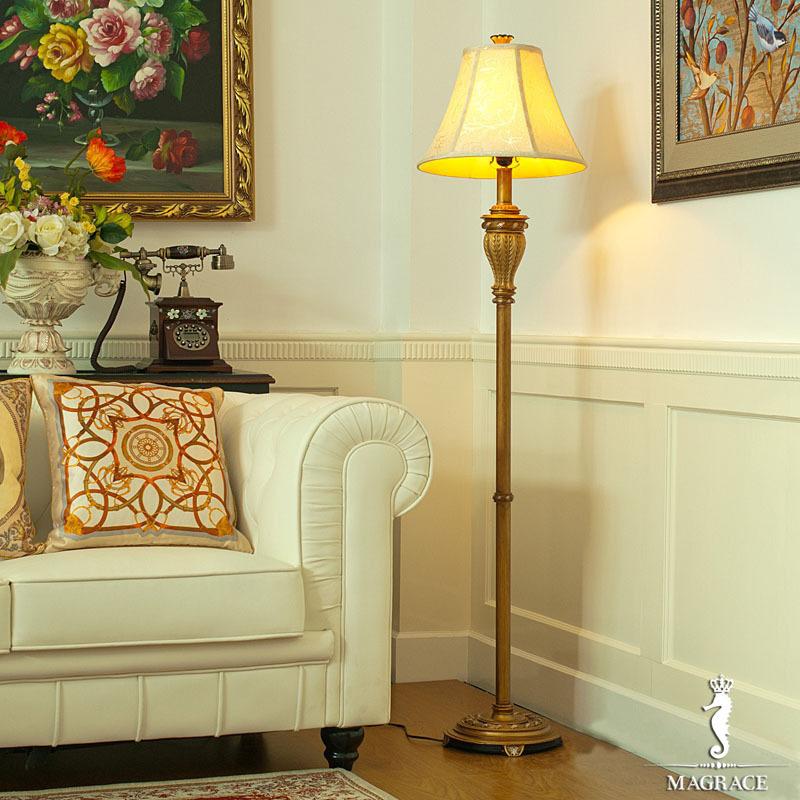 magrace armani fashion living room floor lamp vintage