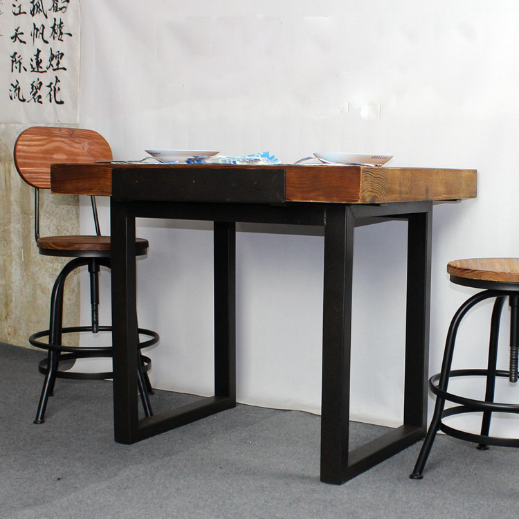 restaurant wood tables wholesale 3