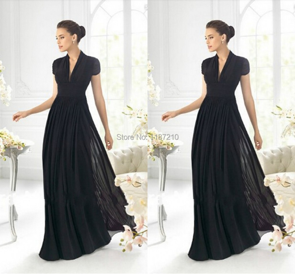 2015 cheap simple evening dresses under 100 black short